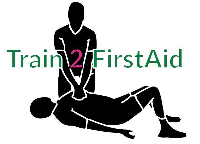 Train 2 First Aid logo