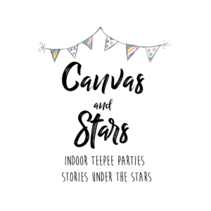 Canvas and Stars Teepee Parties and Bell Tent Hire