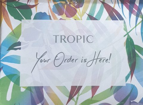 Tropic with Mia logo