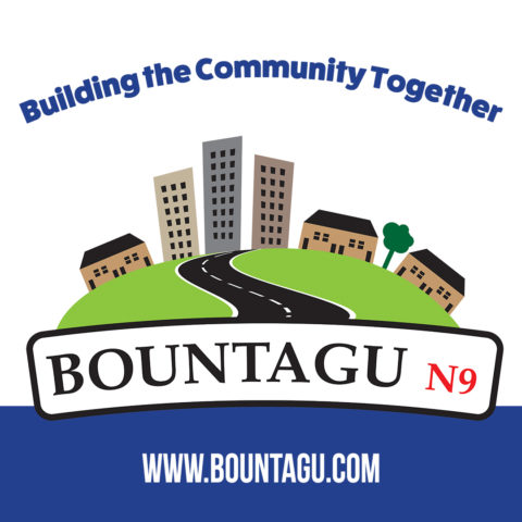 Bountagu Community Centre N9 logo