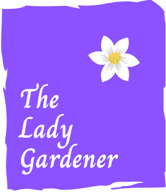 The Lady Gardener logo