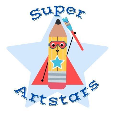 Super Artstars logo